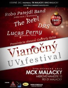 Profilový obrázek Vianočný UV_festival 2011