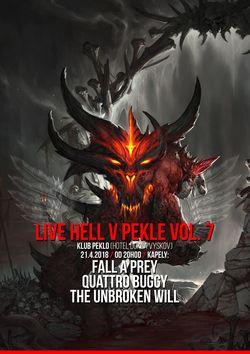 Profilový obrázek Live HELL v Pekle vol.7