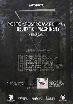 Profilový obrázek Manta & Dissonance Tour - Bielsko-Biala