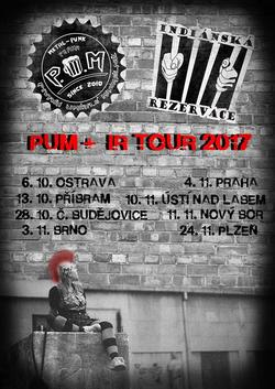 Profilový obrázek P.U.M. + IR Tour 2017