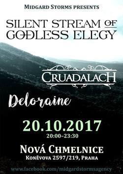 Profilový obrázek Silent Stream of Godless Elegy + Cruadalach + Deloraine