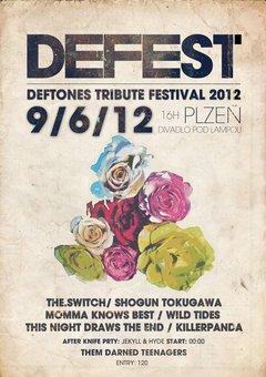 Profilový obrázek DEFEST 2012