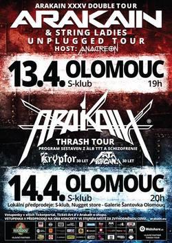 Profilový obrázek ARAKAIN Unplugged Tour 2017