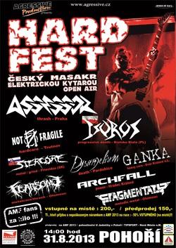 Profilový obrázek HARD FEST (český masakr elektrickou kytarou)
