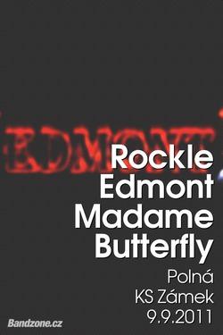 Profilový obrázek ROCKLE + MADAME  BUTTERFLY - EDMONT + GALLEN