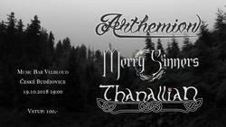 Profilový obrázek Thanallian, Merry Sinners a Arthemion ve Velbloudovi