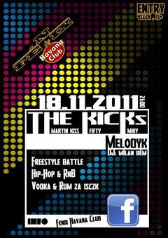 Profilový obrázek The Kicks & Melodyk Show