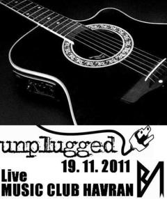 Profilový obrázek BLACK ALERT - Unplugged Live in Prague @Music Club Havran