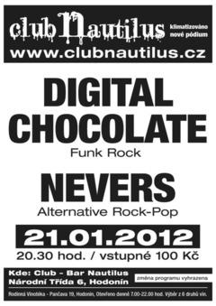 Profilový obrázek Čokoláda s Nevers v Nautilu