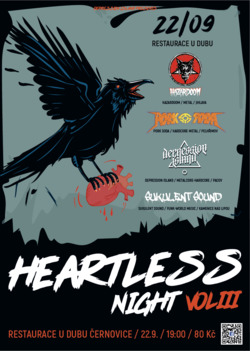 Profilový obrázek Heartless night vol.3