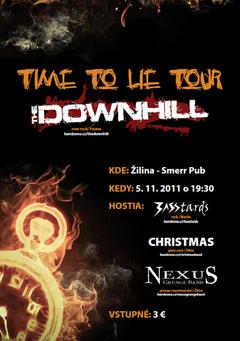 Profilový obrázek Time to Lie Tour Žilina