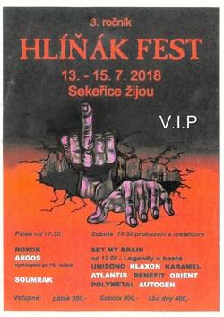 Profilový obrázek HLÍNAK FEST