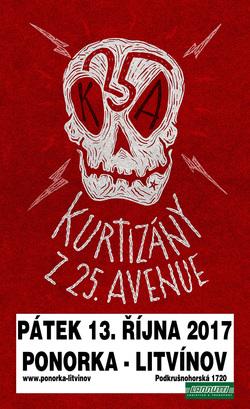 Profilový obrázek Kurtizány z 25. Avenue v Ponorce