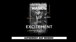 Profilový obrázek When the Hands point Up the Excitement starts! + Schrödingerova kočka + Phil Shoenfelt @ Klubovna