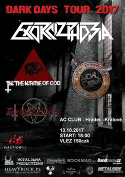 Profilový obrázek Dark Days Tour 2017 - Hradec Králové