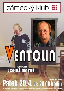 Ventolin + Johuš Matuš