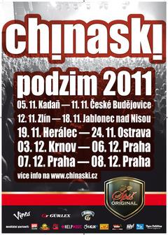 Profilový obrázek CHINASKI klubový speciál II.