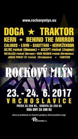 Profilový obrázek Rockový mlýn Vrchoslavice 2017