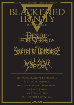 Profilový obrázek Blackened Trinity Tour