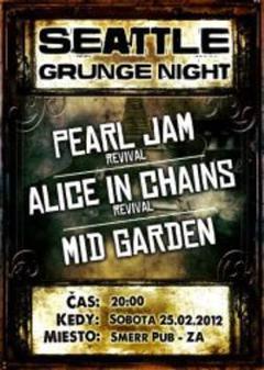 Profilový obrázek Seattle Grunge Night 2012 Žilina
