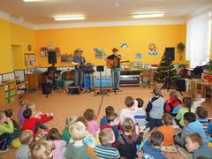 Profilový obrázek Vánoční výchovný koncert  ve Šternberku