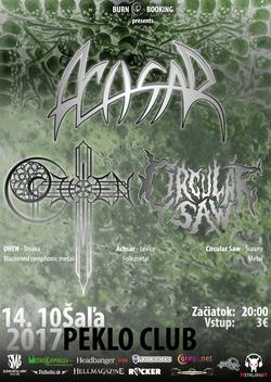 Profilový obrázek Achsar / Ohen / Circular Saw at Peklo Šaľa