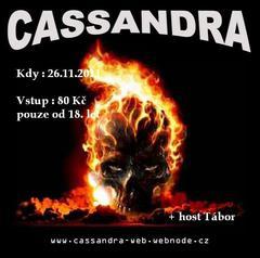 Profilový obrázek Vystoupení kapely Cassandra