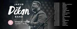 Profilový obrázek Jakub Děkan & WAF / Srdce tour