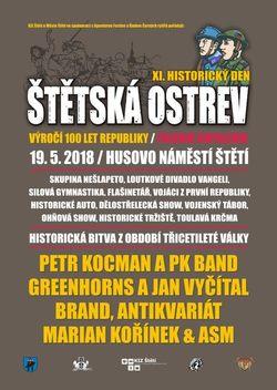 Profilový obrázek ŠTĚTSKÁ OSTREV - folkové odpoledne