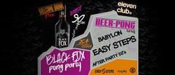 Profilový obrázek Black Fox PONG PARTY