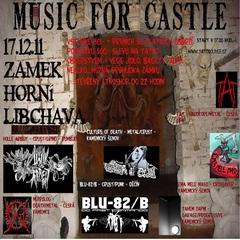 Profilový obrázek Music for Castle