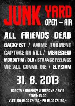 Profilový obrázek JUNK YARD OPEN AIR - Summer fest 3