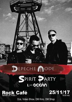 Profilový obrázek Depeche Mode Spirit Party