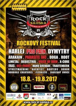 Profilový obrázek Rock of Sadská 2017