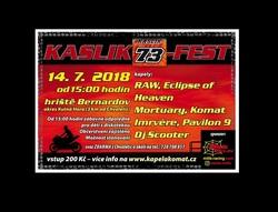 Profilový obrázek KASLIK FEST 2018