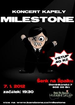 Profilový obrázek Milestone v Šenku na Špalku