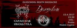 Profilový obrázek Old School Death Massacre