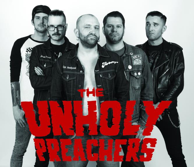 UNHOLY PREACHERS