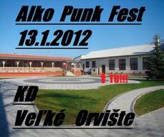 Profilový obrázek Alko Punk Fest