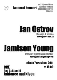 Profilový obrázek Jan Ostrov & Jamison Young