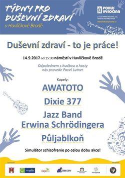 Profilový obrázek Havlíčkův Brod - Den duševního zdraví - Fokus Vysočina