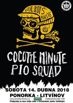 Profilový obrázek Rude Boys Rallye: Cocotte Minute a Pio Squad v Ponorce