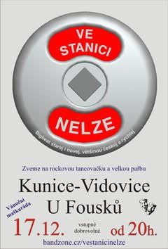 Profilový obrázek Vánoční maškarní rej: Kunice-Vidovice