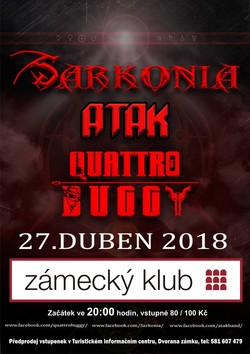 Sarkonia - Atak - Quattro Buggy