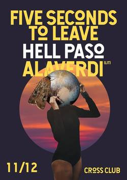 Profilový obrázek Hell Paso + Alaverdi + Five Seconds To Leave