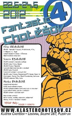 Profilový obrázek 4. CHOTĚŠOVSKÉ ZAHRADNÍ SLAVNOSTI aneb Fantastic Chotěšov 22.-24.6.2012