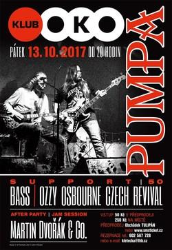 Profilový obrázek Pumpa, Ozzy Osbourne Czech Revival, Bass