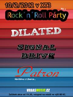 Profilový obrázek Rocknrollová Párty