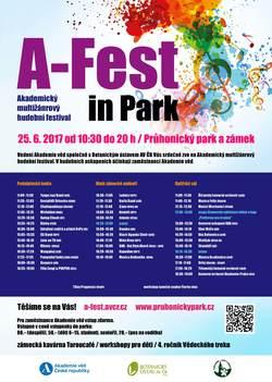 Profilový obrázek A-Fest in Park (Akademický multižánrový festival)