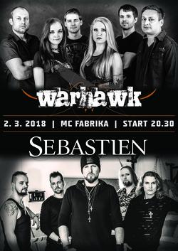 Profilový obrázek SEBASTIEN + WARHAWK v Českých Budějovicích